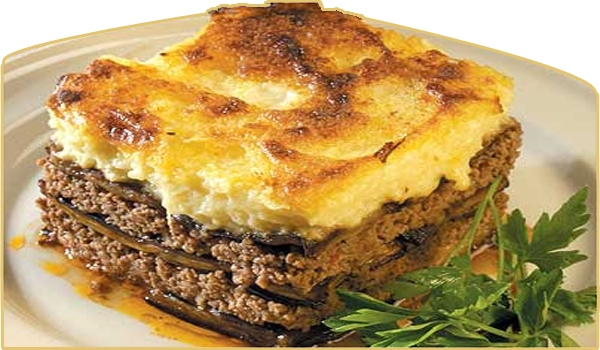 How to Cook with a wow Traditional Greek Moussaka Recipe