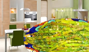 How to Cook with a wow Grilled Marinated Asparagus Recipe