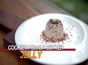 COOKIE'S PEANUT BUTTER JELLY (PANNA COTTA)