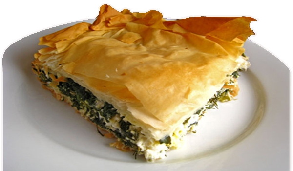 How to Cook with a wow Traditional Greek Spanakopita Recipe