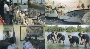 The Coast Guard Haven and Powerhouse in Northern Luzon