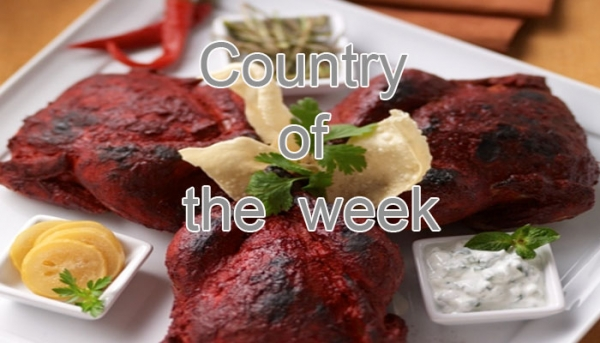 country of the month - how to cook easy recipes