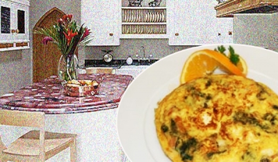 How to Cook with a wow Mediterranean Omelet Recipe