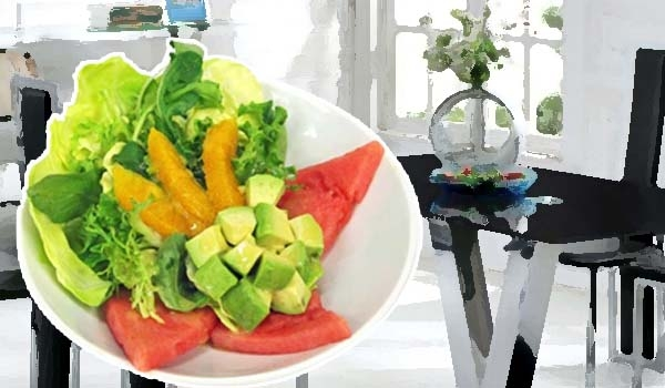 How to Cook Tropical Mix Salad Recipe
